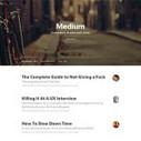 Medium, la piattaforma di social blogging dai creatori di Twitter   Social media culture   Scoop.it