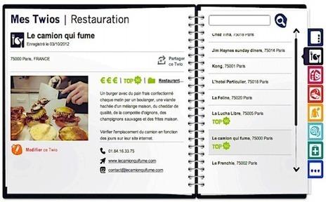 Twio : Un carnet d'adresses social | Geeks | Scoop.it