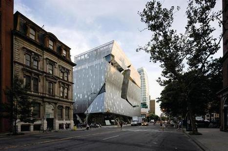 ACADEMIC building for the Cooper Union for the Advancement of Science and Art. From Chrysler Building | The Architecture of the City | Scoop.it