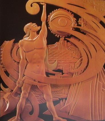 La mitología de la China antigua | Mitologia | Scoop.it