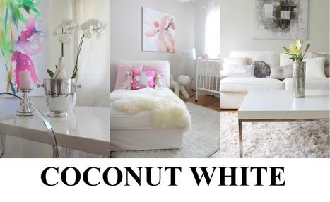 Coconut White   Käsitöiden maailma   Scoop.it
