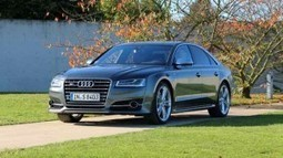 Essai Audi A8 restylée | Selection Auto | Scoop.it