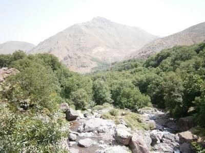 Paysages et Coins à visiter au Maroc: Photo de la Nature dans la Vallée d'Imlil | Voyage au Maroc par les élèves du Lycée Renée Bonnet | Scoop.it