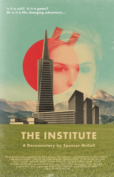 The Institute Movie:  A feature documentary on a San Francisco-based ARG | Tracking Transmedia | Scoop.it