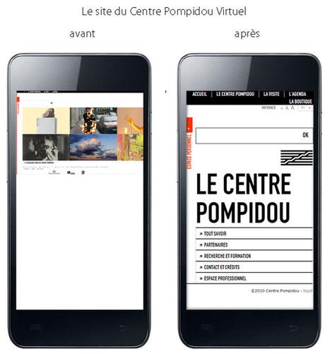 Responsive Museum Week | BTS CVM Bréquigny | Scoop.it