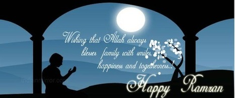 Ramzan wishes quotes 2015 for best friends, Relatives and colleagues | All time offers | Scoop.it