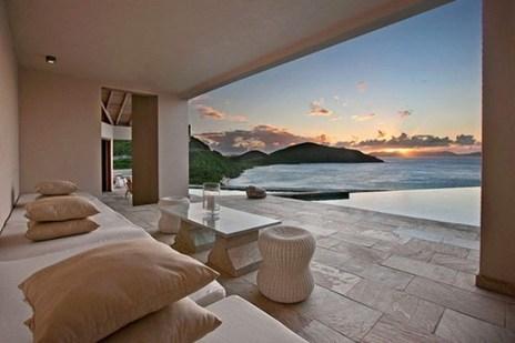 Exotic Villa From British Virgin Island, 100 Pond Bay | yourhomyhome.com | Modern Home Design | Scoop.it