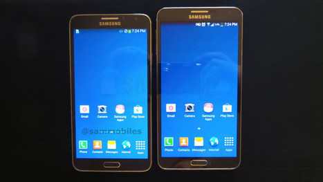 Samsung Galaxy Note 3 Lite leaked specifications | News | Scoop.it