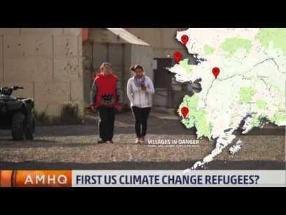 Weather Channel on Alaska's Climate Refugees | Sustain Our Earth | Scoop.it