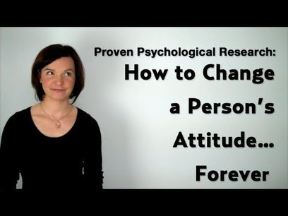Proven Psychological Research: How to Change a Person's... | Innovative Instructional Design | Scoop.it