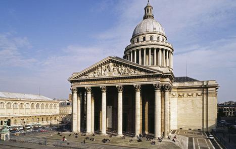 Le Panthéon, une restauration historique - Paris.fr | Revue de Web par ClC | Scoop.it