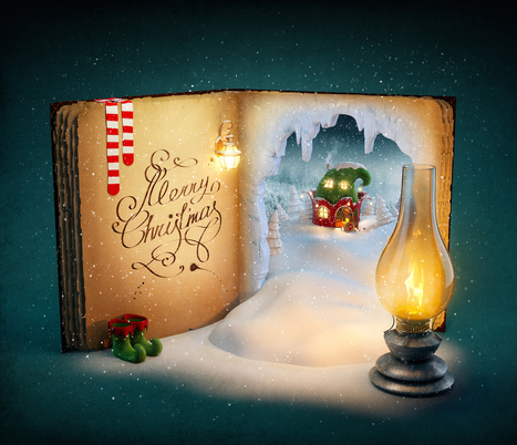 10 cuentos de Navidad en vídeo para que los niños descubran su magia - Educación 2.0 | Español para los más pequeños | Scoop.it
