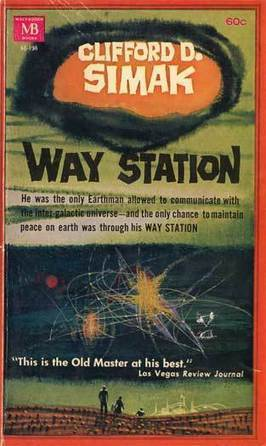 Estação de Trânsito - Clifford D. Simak | Ficção científica literária | Scoop.it