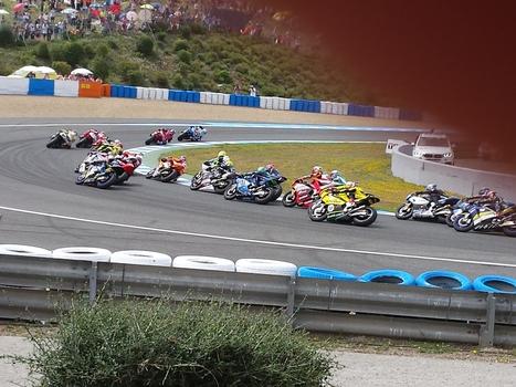 Moto GP y @cortadordejamon | Eventos con Jamón | Scoop.it