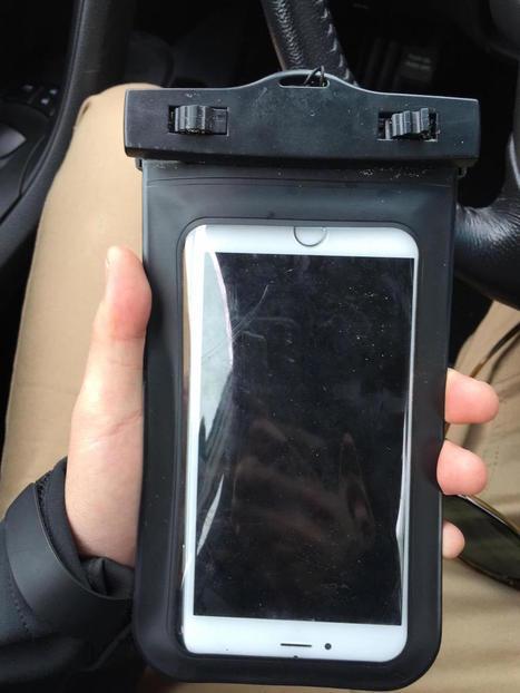 Un iPhone 6 Plus passe 56 jours au fond de l'eau... et fonctionne parfaitement ! | Geeks | Scoop.it
