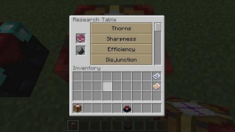 [1.8.1/1.8.2] Craft and Enchant Mod | Minecraft 1.8.1 | Scoop.it
