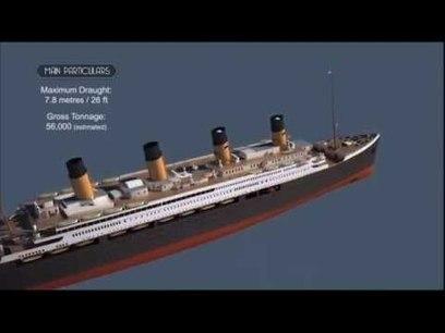 Titanic II Plans For Titanic Replica   titanic   Scoop.it