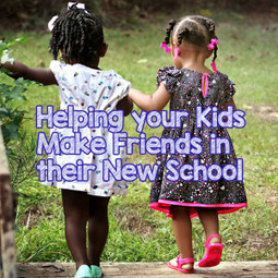 Helping your Kids Make Friends in their New School   Boston Movers   Scoop.it