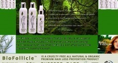 Natural Hair Loss Product – Biofollicle.com | Hair Thinning Solutions - Bio Follicle | Scoop.it