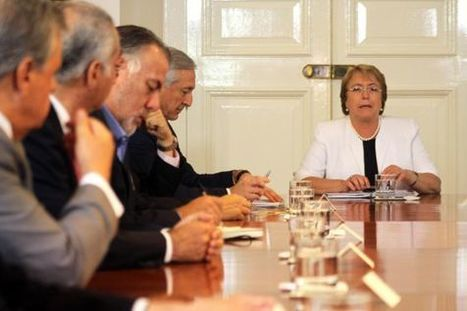 Cae el gabinete de Michelle Bachelet | Gobierno abierto Transparencia Open data | Scoop.it
