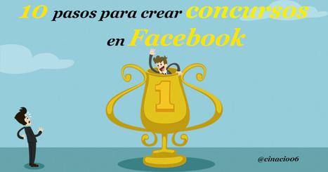 10 Pasos para crear concursos en Facebook gratis | Redes sociales y Social Media | Scoop.it