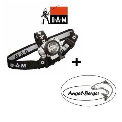 -1-   Stirnlampe Krypton Kopflampe 6 LED + gratis Angel-Berger Aufkleber | Stirnlampen  Günstige | Scoop.it