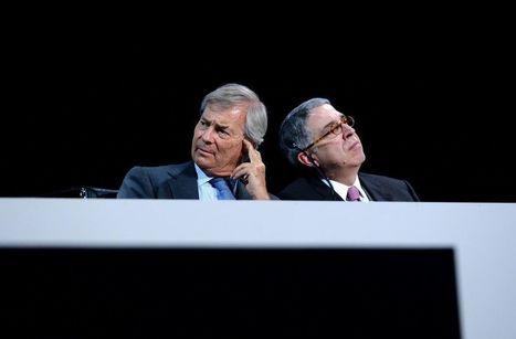 Bolloré menace d'éteindre les chaînes Canal+ | DocPresseESJ | Scoop.it