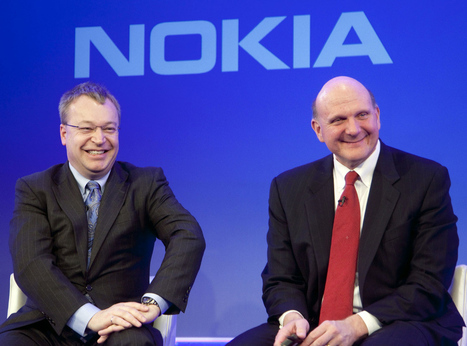 Microsoft's Nokia deal approved by US Justice Department | Businessandlifeessentials | Scoop.it