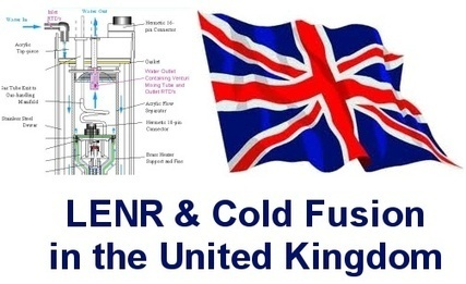 Lenr in the United Kingdom | LENR - Low Energy Nuclear Reaction | Scoop.it