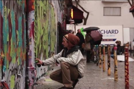 Le temple du street art parisien amené à disparaître - RTL.fr | Yantez | Scoop.it