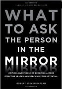 Looking in the Mirror: Questions Every Leader Must Ask — HBS Working Knowledge   Leadership & Change Management   Scoop.it