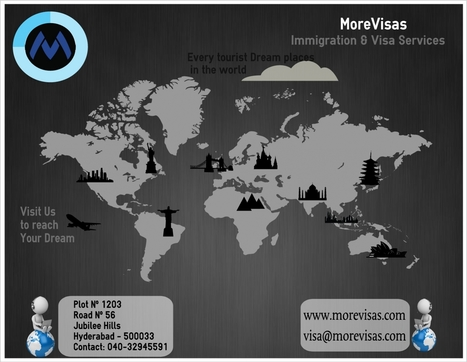 Visa Consultants In Bangalore, India | MoreVisas | MoreVisas Immigration and Visa Services | Scoop.it