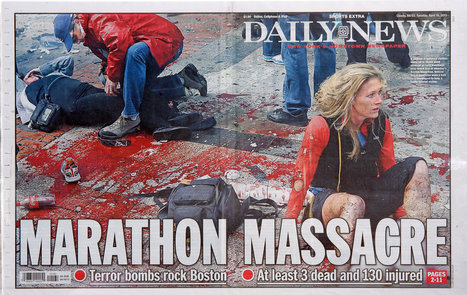 News Media Weigh Use of Photos of Carnage | Blood | Scoop.it