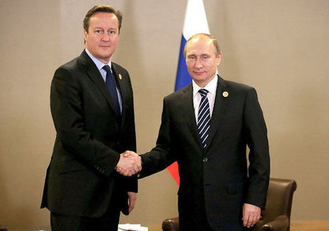 Russia accuses UK of HELPING Islamic State by 'protecting terrorists who finance jihadis' | Finance tips | Scoop.it