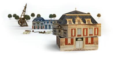 Versailles 3D | Historia del Arte | Scoop.it