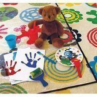 Splash & Spill Floor Mat for Babies / Toddlers | Love My Baby | Scoop.it