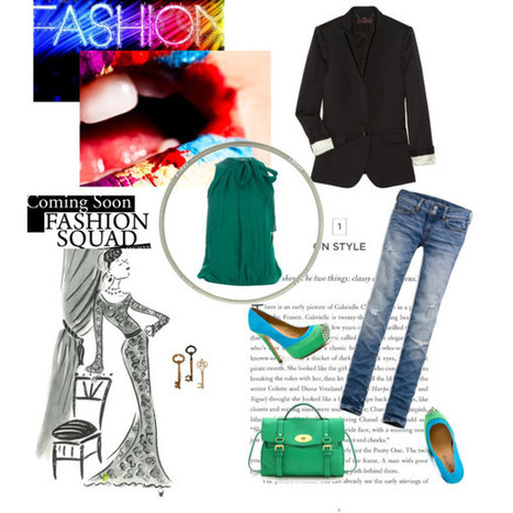 Let's Spread Fashion Out There!! | Translating Fashion | Scoop.it