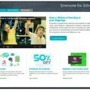 Evernote For Schools Site: Resource for Using Evernote in Education | Edtech PK-12 | Scoop.it