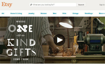 Etsy Launches Global Marketing Campaign to Attract New Users - EcommerceBytes   thecommons   Scoop.it