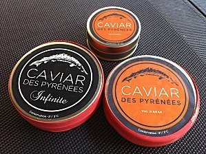 Caviar des Pyrénées - l'invitation - Paris | Caviar | Scoop.it