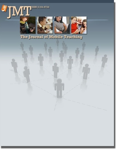 Journal of Moble Teaching Volume 2 available | teaching with technology | Scoop.it