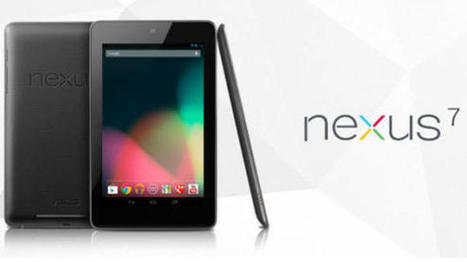 Nexus 7 Getting Cheaper Version that Uses GFF Touchscreen Technology (Rumor) - Mobile Magazine | MobileandSocial | Scoop.it