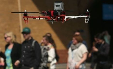 Drones that can save lives | Spanish technology, business and start-ups | Scoop.it