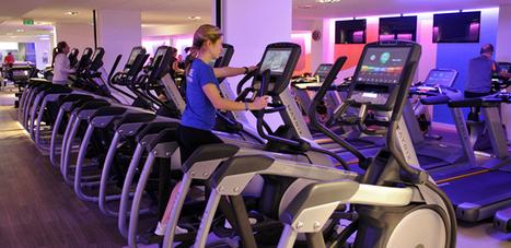 Comment les salles de sport transforment le muscle en or - Capital.fr | Salle de sport | Scoop.it