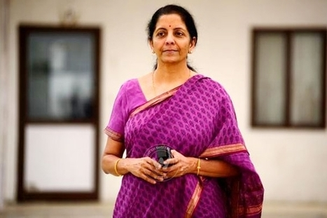 Curious case of Nirmala Sitharaman's lost baggage | News & Politics | Movie Reviews | Gallery | Sports | Wishesh | Scoop.it