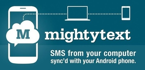 SMS Gratuit↔PC (Firefox/Opera) - Applications Android sur GooglePlay | Android Apps | Scoop.it