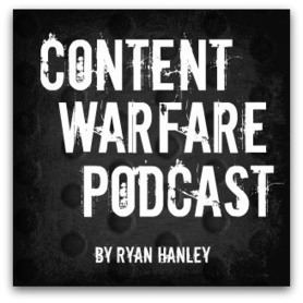 Content Warfare Podcast #12 – Creating Art, Shipping Ideas and Failure | Content Marketing Podcast | Scoop.it