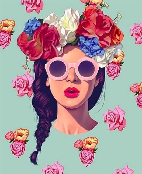 Graphic Design Inspiration on Instagram   El Mundo del Diseño Gráfico   Scoop.it