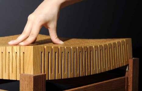 Quand le bois devient flexible! | Confidences Canopéennes | Scoop.it