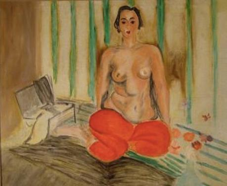 Stolen Matisse Recovered In Miami | Facebook | Art History & Literary Studies | Scoop.it